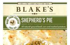 Frozen Meat Pies - This Frozen Shepherd's Pie Meal is Rustic and Wholesome