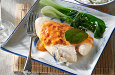 Funky Frozen Fish Meals - The Funky Fish Kitchen Range Now Includes Delicious Frozen Meals