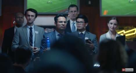 Fun-Encouraging Beer Ads - The El Bud Light Party 'Estamos Unidos' Super Bowl Spot is Lighthearted
