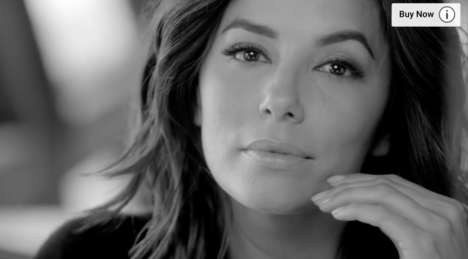 Hispanic Actress Cosmetic Ads - The L'Oréal Paris Revitalift Firming Cream Ad Features Eva Longoria