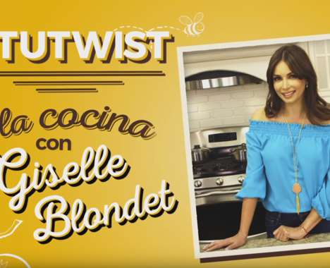 Culinary Creativity Webseries