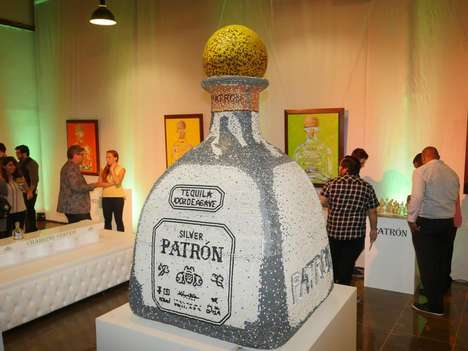 Immersive Tequila Experiences - The Art of Patrón Event Series Celebrates The Brand's Vision