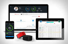 Workout-Analyzing Wearables - The 'Whoop' Smart Trainer Monitors Workouts and Athlete Condition