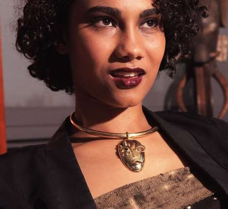 African-Inspired Jewerly - 'KHIRY' is a High-End Jewelry Collection That Celebrates African Culture