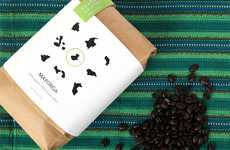 Latino Coffee Branding