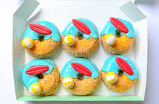 Beachside Dessert Cafes - The Doughnut Time Bondi Beach Pop-Up Features Summer-Themed Treats