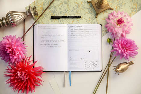Comprehensive Productivity Planners - Spark Notebooks Cater to Those Who are Serious about Success