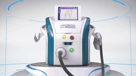 Multipurpose Skin Treatment Machines - Lumenis' Modular 'M22' Unit Treats 30 Skin Conditions