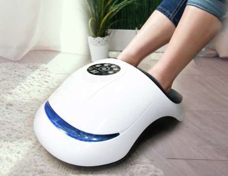 Acupuncture Foot Massagers - The LuxorWare Foot Massage Device Stimulates Blood Flow
