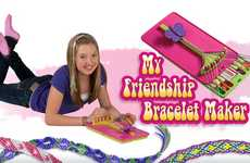 Friendship Bracelet-Making Kits - The My Friendship Bracelet Maker Helps Kids Make Shareable Crafts
