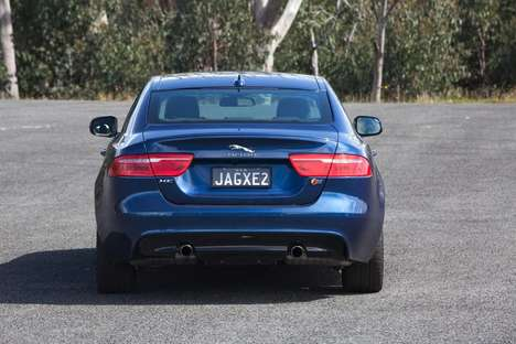 Sporty Saloon Cars - The New Jaguar XE S Combines Saloon Functionality With Turbocharged Performance
