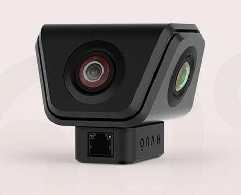 Comprehensive 360-Degree Cameras