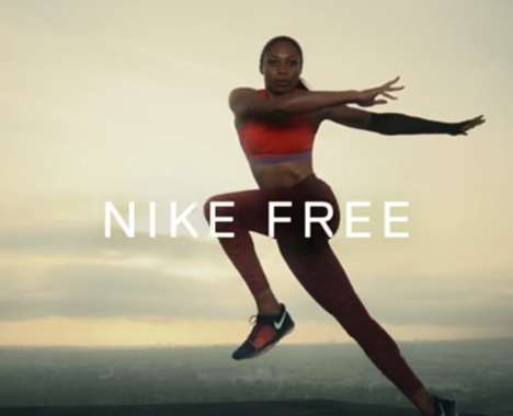 Natural Movement Sport Ads
