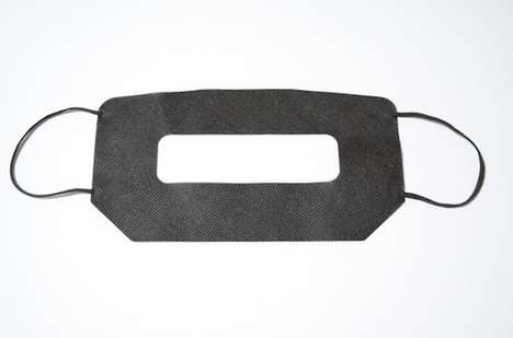 Sanitary VR Mask Guards - These Disposable Face Masks Keep Headsets Clean Between Uses