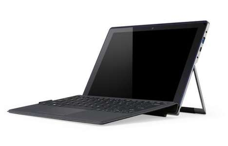 Device-Merging PCs - The Acer Aspire Switch Alpha 12 S Laptop Tablet PC Combines Multiple Devices