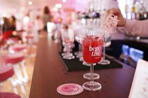 The Good Ship Benefit in London Opened Its Doors with a VIP Event