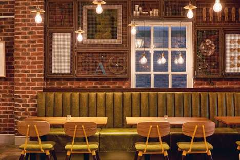 Chic Industrial Event Venues - This Birmingham Venue is Inspired by London's Shoreditch