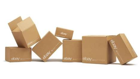 Branded eCommerce Shipping Boxes - eBay Shipping Boxes Provide Sellers with a Branded Option