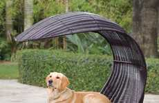 Luxury Outdoor Canine Furniture