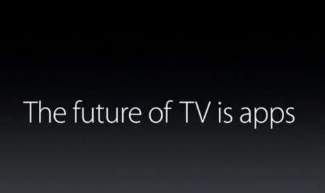 App-Focused TV Shows - The New Apple Show Will Feature Content on Apps Ands Devlopers