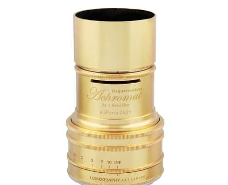 Reinvented Photographic Lenses