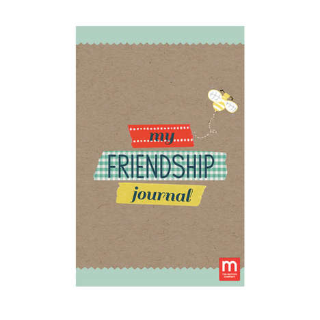 Creative Friendship Journals - This Friendship Activity Book Encourages Kids to Value Relationships