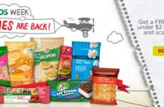 Rewarding Snack Promotions - This New Promotion Allows 7Rewards Members to Pick Up Free Food