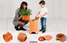 Compact Planter Composts