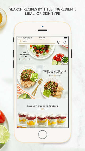 Plant-Based Cooking Apps - The Oh She Glows App is a Pocket Guide of Easy-to-Make Meals