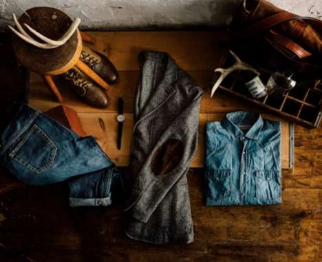 Menswear Subscription Boxes