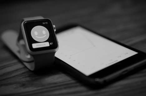 Mood-Sensing Watch Apps - The EmoWatch App Recognizes If a Person is Happy or Sad