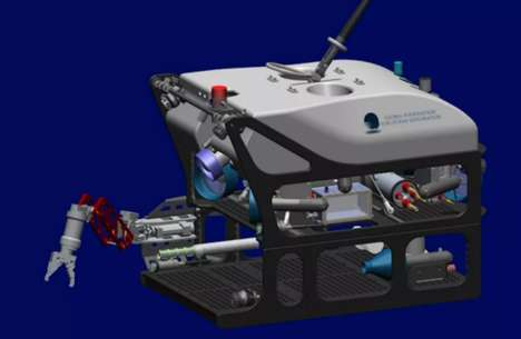 Deep-Diving Robots - This Research Robot Will Study Microbes Living Beneath Lake Yellowstone