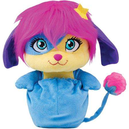Whimsical Plush Toys - This Popples Talk Plush Doll is a Modern Take on the Furbie