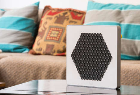 Precise Directional Speakers - This French-Made Speaker Offers a Headphone-Like Listening Experience