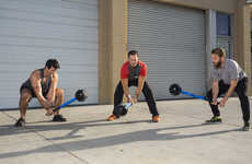 Core Workout Sledgehammers - The MostFit Core Hammer is Safer Than a Sledgehammer and Tire