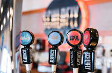 Brewery Tap Beacons - Schlafly Beer is Enhancing Its Brewery Bar Technology with Beacons