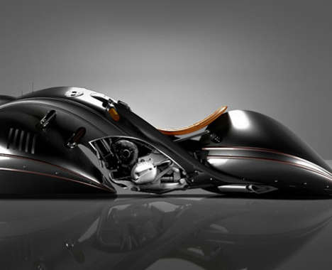 High-Speed Motorcycle Concepts