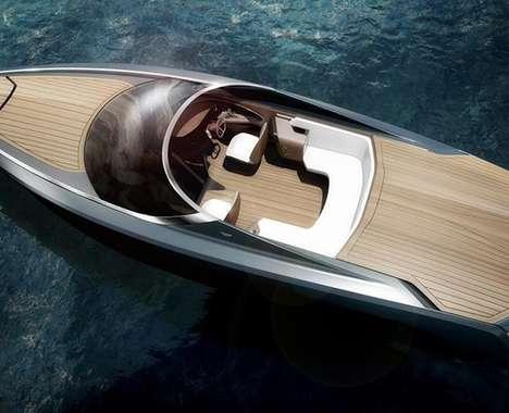 Automotive Collaboration Yachts