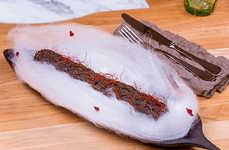 Molecular Italian Food Menus - TheMaDCooK Restaurant Boasts Bold Flavor Combinations by Maxim Volkov