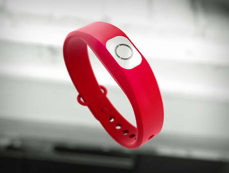 Parental Monitoring Wristbands - The Kiddo Tech Bracelet Lets Parents Keep an Eye on Their Childrien