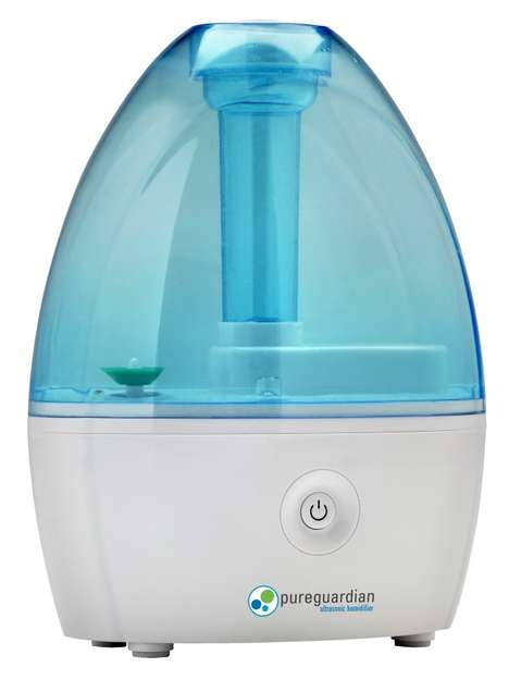 Child-Friendly Air Purifiers - This Ultrasonic Cool Mist Humidifier is Ideal For Children's Bedrooms