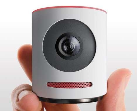 Social Live-Streaming Cameras