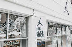 Members-Only Pop-Up Shops - The Jordan Brooklyn Pop-Up is Temporarily Open in Flatbush