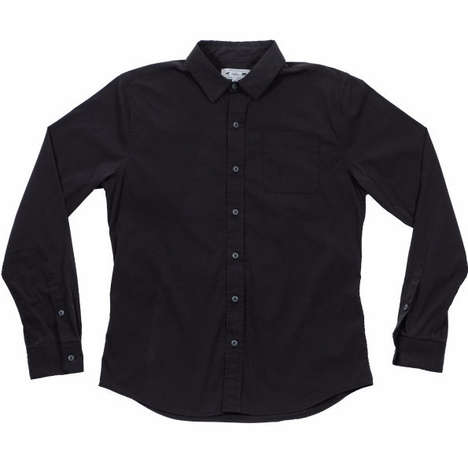 Thermo-Regulating Shirts - The Radavist Coldblack Shirt Blends Style, Comfort and Performance