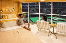 Sporty Stadium Bedrooms