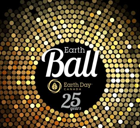 Awareness-Raising Galas - The EarthBall 2016 Event Marks Earth Day in Toronto