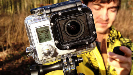 Third Party Tech Initiatives - The GoPro Developer Program Supports Businesses Using Its Action Cams