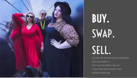 Mobile Plus-Size Boutiques - 'The Plus Bus' Brings Plus-Size Clothing Directly to Consumers