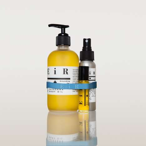 Fitness-Focused Beauty Kits - EiR NYC's Yoga Class Kit Includes a Natural Yoga Mat Cleaner