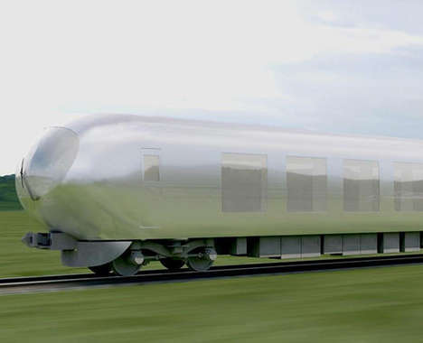 Invisible Urban Trains